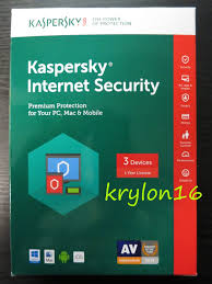 kaspersky internet security 2017 3 pc 2 year for windows key only
