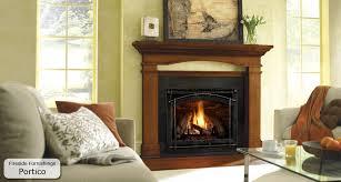 Fireplace Inserts Seattle by Fireplace Mantels U0026 Surrounds Seattle U0026 Portland Fireside