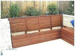 bench with storage bins u2013 floorganics com