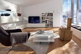 Wohnzimmer M El Hardeck Ideen Moderner Wohnzimmer Wohnwand Lackiertes Holz Nussbaum Neo