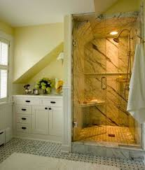 Small Attic Bathroom Sloped Ceiling by 78 Best Remodeling Images On Pinterest Attic Bathroom Bathroom