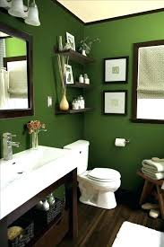 unique bathroom decorating ideas green bathroom decorating ideas with modern and cool design