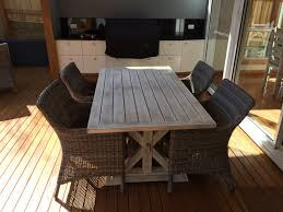 Rustic Patio Chairs Is This The Best Outdoor Table In Australia Outdoor Elegance