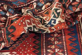 tappeti antichi caucasici kazak bordjalou caucasico antico cm 232x130 tea tappeti