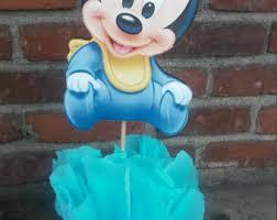 mickey baby shower etsy