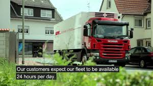 meyer logistik delivers fresh with scania scania group