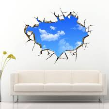Removable Wall Decals Nursery by Nursery Wall Sticker Sky Promotion Shop For Promotional Nursery