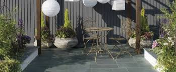 Paving Slabs For Patios by Natural Stone Paving Slab Textured For Public Spaces Outdoor