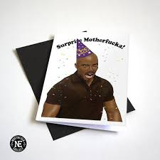 ain u0027t nothin u0027 but a gangster party funny hip hop birthday card
