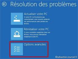 Ordinateurs Hp Résolution Des Problèmes Les Fameuses Tentatives De Réparation Windows 8 1 It