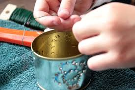 halloween tin cans tin lanterns by kiwico get steam u0026 stem projects