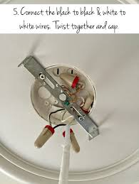 how to connect a light fixture how to replace a ceiling fan with a pendant light our fifth house