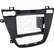 vauxhall opel ct23vx24 double din facia plate for vauxhall opel insignia 09