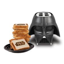 Toaster Brands Wars Darth Vader 2 Slice Toaster By Pangea Brands