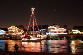 huntington harbor cruise of lights 54th annual huntington harbour cruise of lights sets sail main