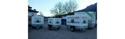 noleggio carrelli porta auto noleggio carrelli trailers e rimorchi gbtrailers