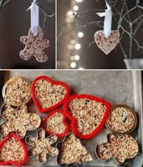 to hang outside kitchen windows for the birds diy birdseed