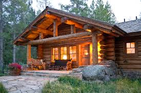 custom log homes teton heritage builders