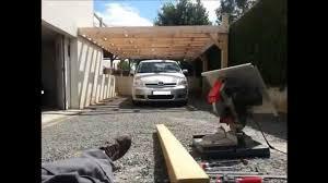 terrasse en bois suspendue terrasse suspendu youtube