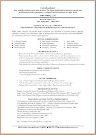 Objective For Dental Hygienist Resume Senior Dentist Resume Resume Cv Cover Letter