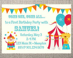 clown birthday party invitations best 25 clown birthday parties