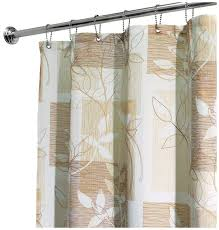 Shower Curtain Liner For Shower Stall In X In Mildew Resistant Floor To Ceiling Stall Shower Curtains 54