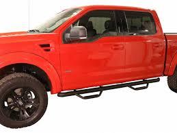 Truck Bed Bars N Fab Black Hooped Nerf Bars Realtruck Com