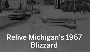Worst Blizzard In History by Michigan U0027s 1967 Blizzard Stories And Facts That Will Leave You