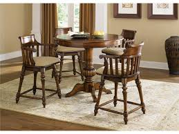 Liberty Furniture Dining Table by Liberty Furniture Dining Room 5 Piece Pub Set 97 Cd 5pub Lynchs