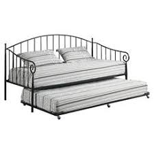 insassy twin size hi rise bed daybed frame and