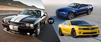 mustang or camaro challenger vs mustang vs camaro mac haik dodge chrysler jeep ram