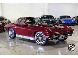 1963 thru 1967 corvettes for sale 1963 to 1967 chevrolet corvette for sale on classiccars com 451
