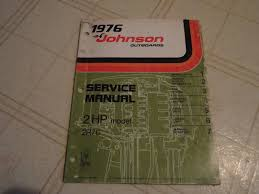 1976 johnson 2 hp 2r76 outboard service manual u2022 11 54 picclick