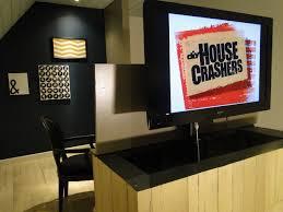 diy motorized tv lift cabinet best home furniture decoration