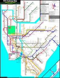 Subway Station Map by Calcagno 2001 09 19 Gif