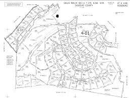 Map Roseburg Oregon by Warewood Terrace Residential Development In Roseburg Oregon Plat Map
