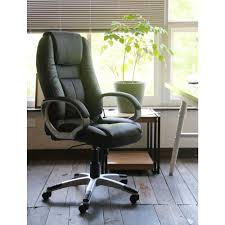 Executive Brown Leather Office Chairs Leather Office Chair Executive Conference Desk Office Chair In