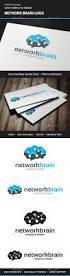 network brain logo template logo templates brain and logos