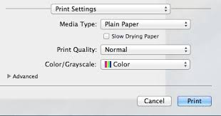 how can i adjust the color settings on photos printed from my