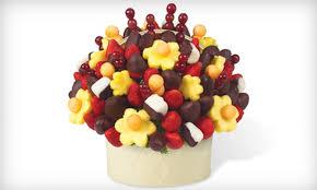 edible fruit bouquets fruit bouquets edible arrangements groupon