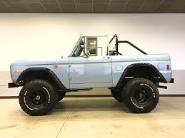 bronco jeep 2017 1977 ford bronco brittany blue maxlider brothers customs