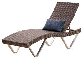 manuela outdoor lounge chair contemporary outdoor chaise