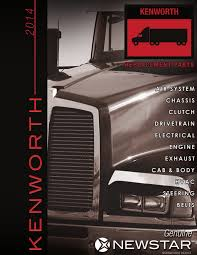 kenworth parts catalog kenworth documents