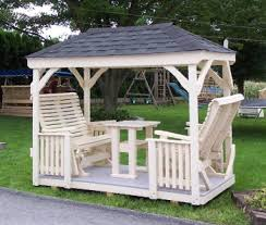 Patio Swings And Gliders Lawn Swing Plans Swings Gliders And Arbors By Lawn Swings