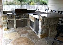 inexpensive outdoor kitchen ideas here are outdoor kitchen countertops outdoor kitchen ideas designs