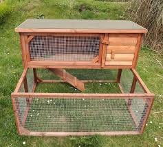 Guinea Pig Hutches And Runs For Sale Rabbit Ferret Guinea Pig Hutch For Sale 4ft Drop Down Hutch