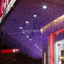 320 led bulbs 10 0 55 0 65m curtain lights ornament