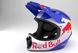 helmets motocross extreme motocross fullface helmet by batareykin 3docean