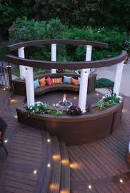 light the night for you and your guests with timbertech decking