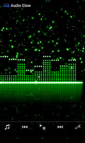 audio glow music visualizer various themes and customisations 2